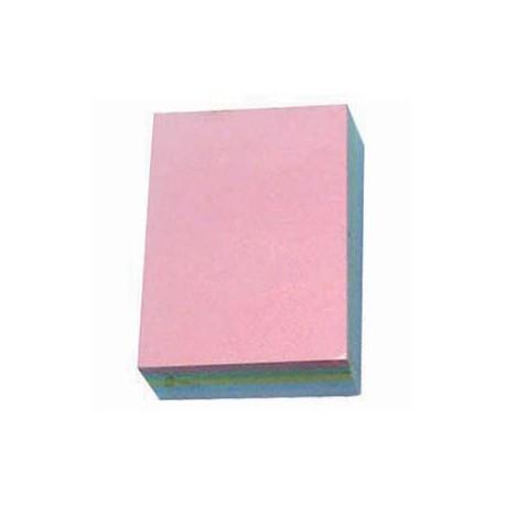 "Memo Sheets 4""x6"" Assorted Colors"