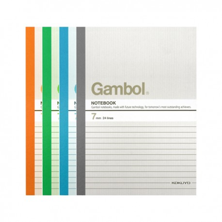 "Gambol G5407 Note Book A5 6""x8"" 40Pages"