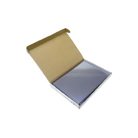 Plastic Binding Cover A4 0.2mm 100Sheets Clear
