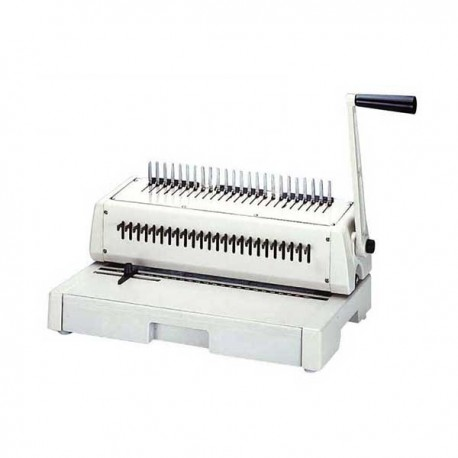 HIC HPB-240 Manual Binding Machine F4