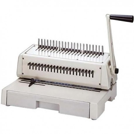 HIC HPB-210 Manual Binding Machine A4