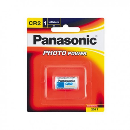 Panasonic CR2 Lithium Battery 3V