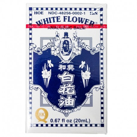 Hoe Hin No.3 White Flower Oil 5ml