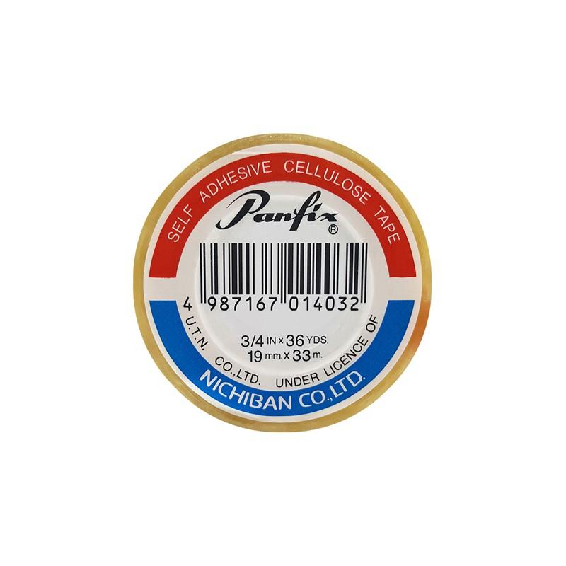"Panfix Adhesive Tape 3/4""x36yds"