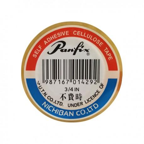 "Panfix Adhesive Tape 3/4""(19mm)x25yds"