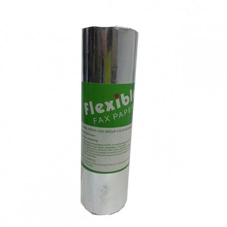 Flexible Fax Paper W210mmxL30M C 12mm
