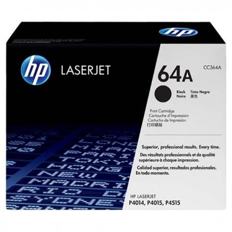 惠普 CC364A 64A 碳粉盒 黑色