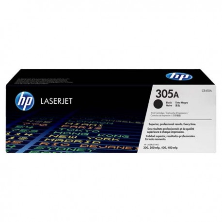 HP CE410A 305A Toner Cartridge Black