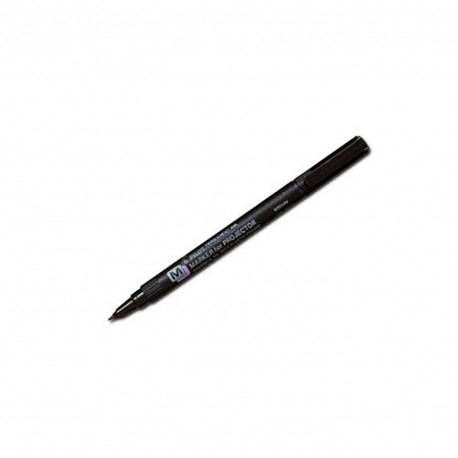 Pilot SC-OHM OHP Permanent Marker 0.8mm Black