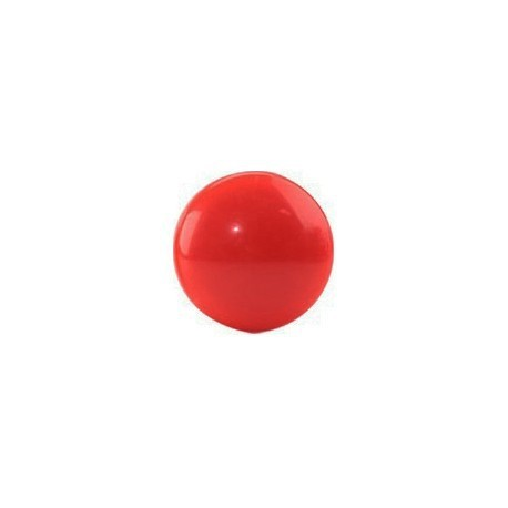 Magnetic Wyteboard Bean 30mm Red