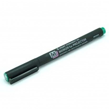 Pilot SC-OHF OHP Permanent Marker 0.4mm Green