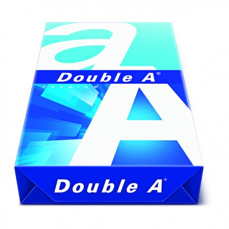 Double A Super High White Copy Paper A4 80gsm