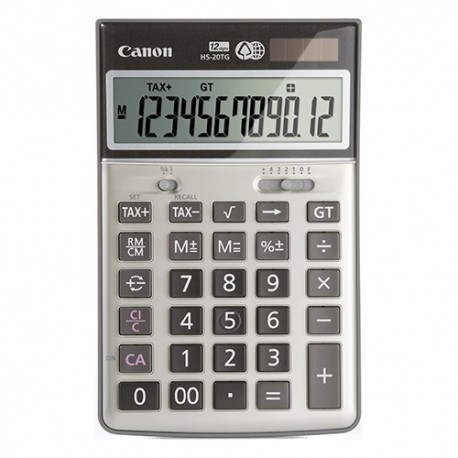 Canon HS-20TG Calculator 12 Digits