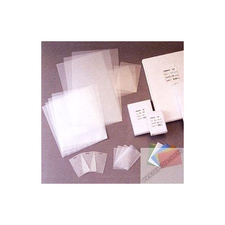 Globe Laminating Film F4 222mmx356mm 80mic 100Sheets