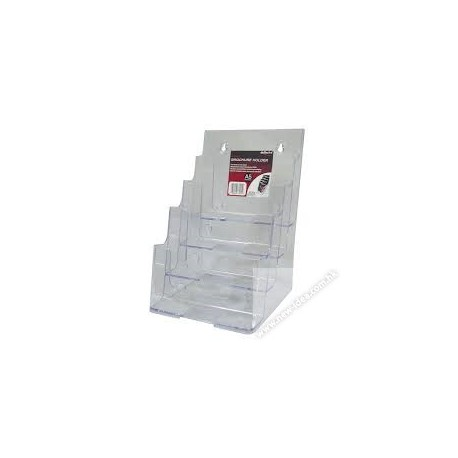 Deflect-O 77901 Literature Holder A5 Vertical