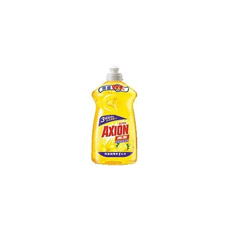 Axion Super Concentrated Detergent Lemon 500ml