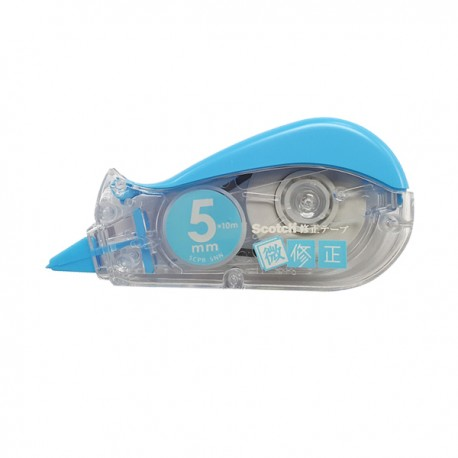 3M Scotch SCPD-5 Refillable Correction Tape 5mmx10M