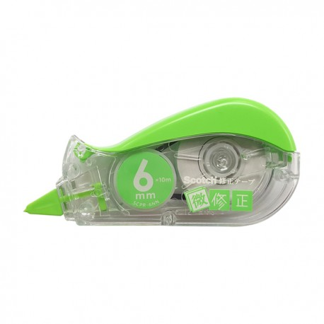 3M Scotch SCPD-6 Refillable Correction Tape 6mmx10M