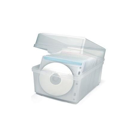 Aidata CD100SB CD Sleeve Box For 100CDs