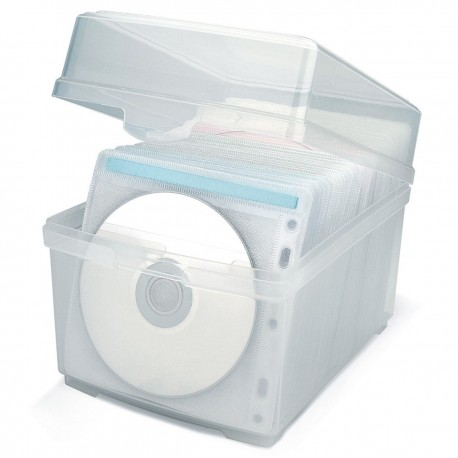 Aidata CD60SB CD Sleeve Box For 60CDs