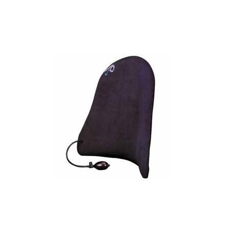 Paragon EB-6000 標準型充氣護脊背墊 黑色