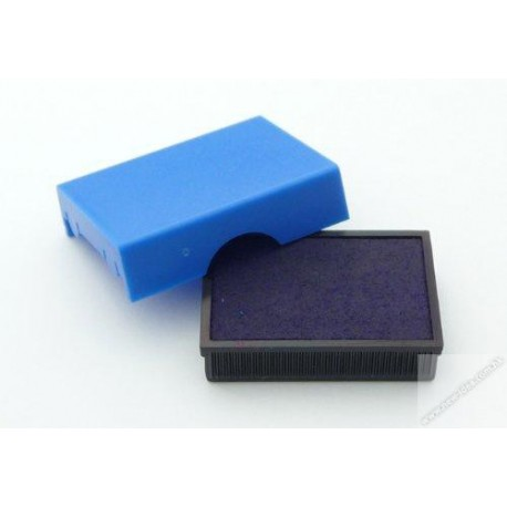 Shiny S-400-7 Self-Inked Mini Dater Replacement Pad For S-400 Blue