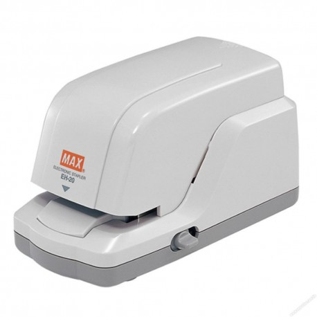 Max EH-20F Electric Flat Clinch Stapler