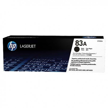 HP CF283A 83A Toner Cartridge Black