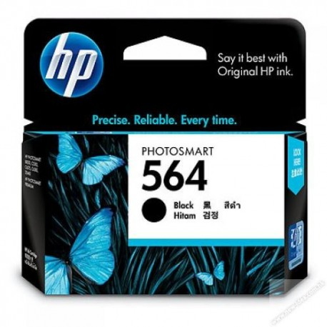 HP CB316WA 564 Ink Cartridge Black