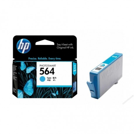 HP CB318WA 564 Ink Cartridge Blue