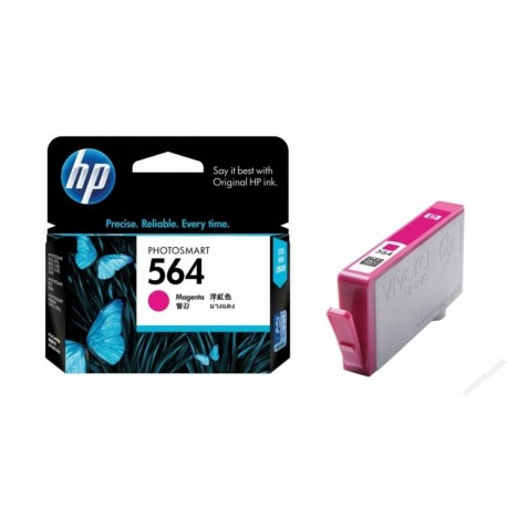 HP CB319WA 564 Ink Cartridge Magenta