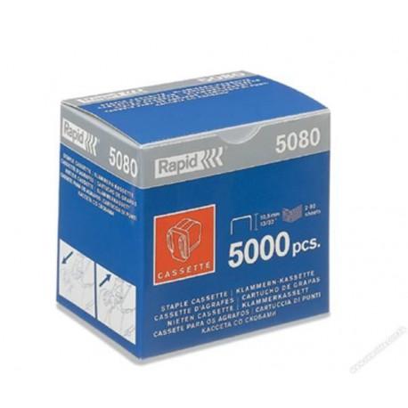 Rapid 5080 釘書釘 電動釘書機用 5000枚