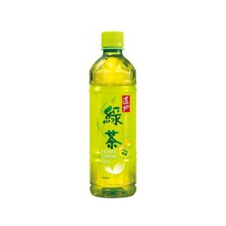 Tao Ti Honey Green Tea 500ml 6's