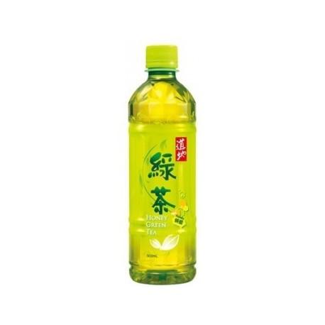 道地 蜂蜜綠茶 500毫升