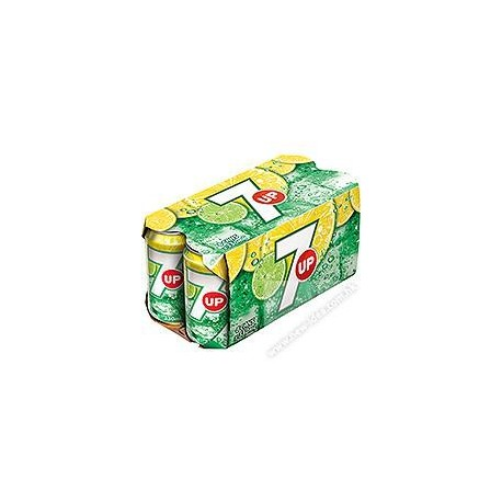 7-Up Soft Drink 330ml 8Cans