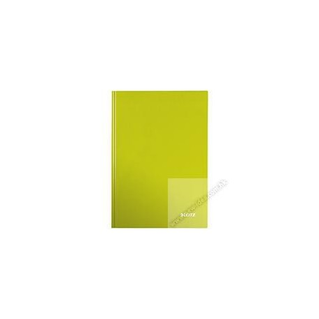 Leitz 4625 Gloss Hard Cover Book A4 80Pages Green