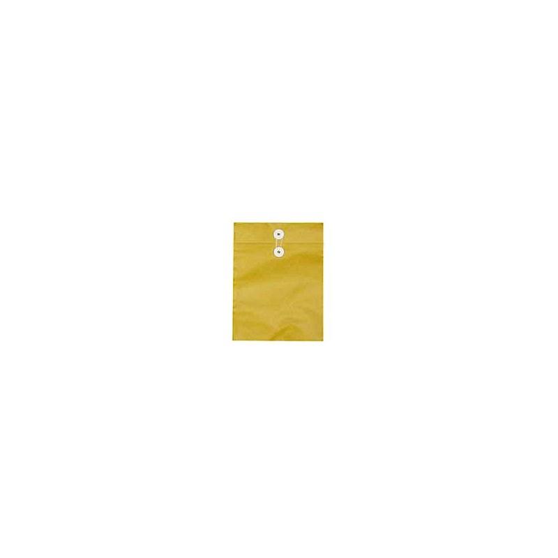 "Envelope w/String 9""x12"" Brown"