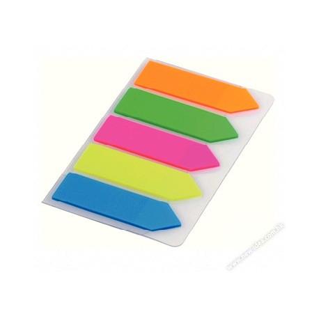 Esselte 84001 Arrow Rainbow Marker 5 Colors