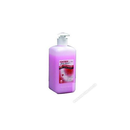 Funchem Liquid Hand Soap Apple 500ml