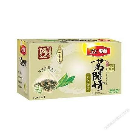 Lipton Ming Han Ching Teabags Broun Rice 20's
