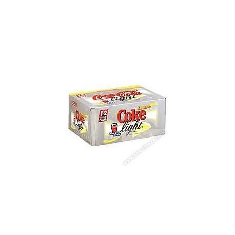 可口可樂 健怡汽水 檸檬味 330毫升 12罐