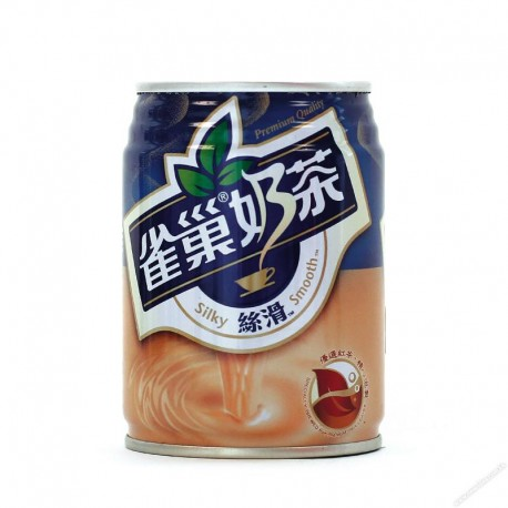 雀巢 絲滑奶茶 250毫升 6罐