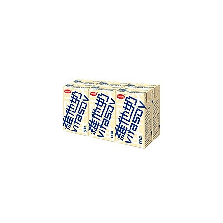 Vitasoy Soya Bean Milk 250ml 6Paper-packed