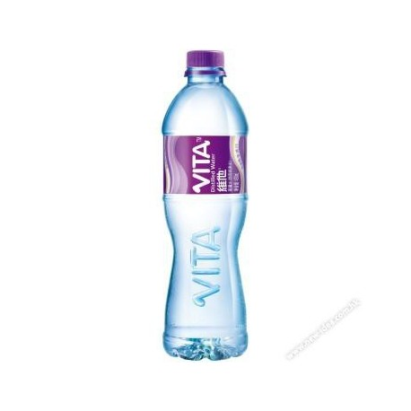 Vita Distilled Water 700ml 24Bottles