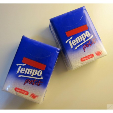 Tempo Paper Tissue 4-Ply 36Pads