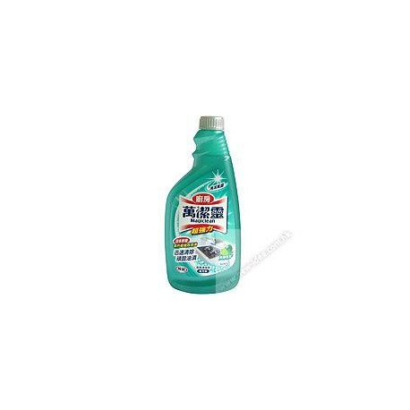 Magiclean Kitchen Cleaner Refill 500ml