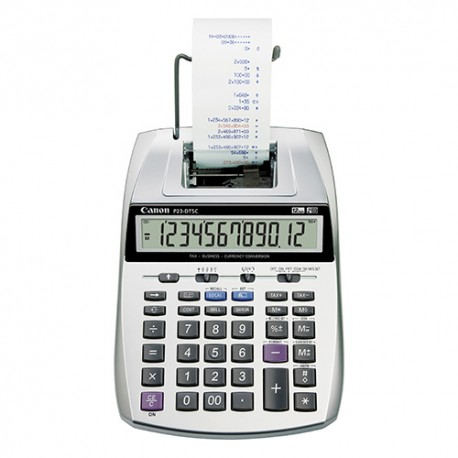 Canon P23-DTSC Print Calculator 12 Digits