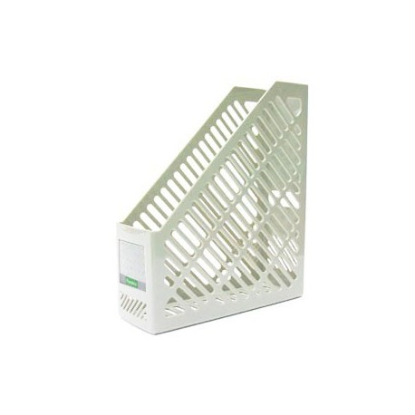 Flexible Magazine Holder White