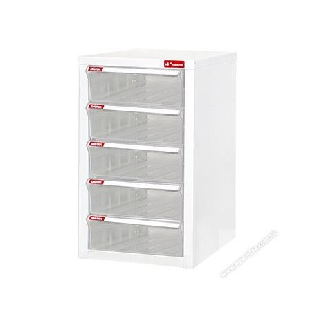 Shuter A4-105H Desktop Cabinet With 5-Drawer