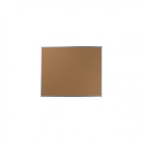 Corkboard 1-1/2'x2' Aluminum Frame